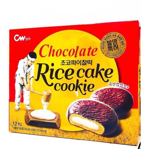 Bánh Chocolate Rice HQ 258g