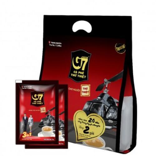 CAFE G7 3in1 (gói 16g*50)
