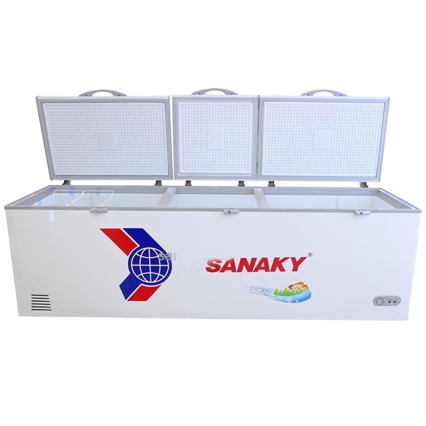 Tủ Đông Dàn Đồng 3 Cánh 900 lít Sanaky VH-1199HY3
