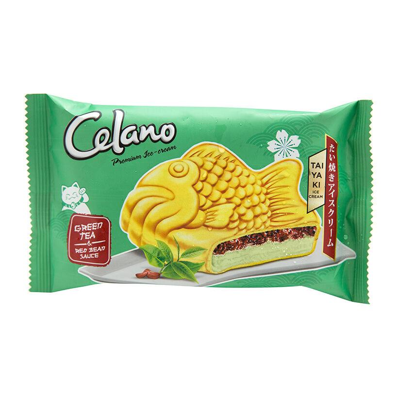 Kem bánh cá Celano Trà xanh