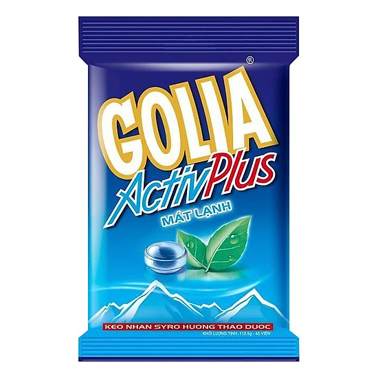 Kẹo COLIA Activ PLUS 112.5g -45 viên
