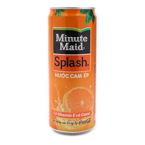 Nước giải khát Minute Maid 330ml