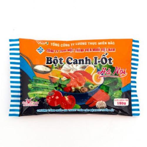 Bột canh i ốt Hà Nội Food 190g