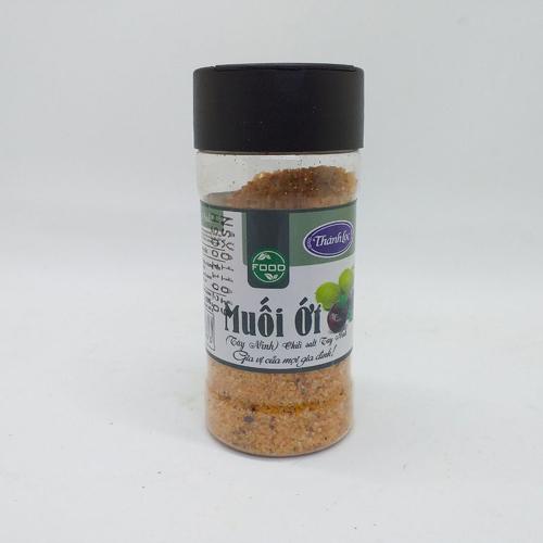 Muối ớt Thành lộc 100g