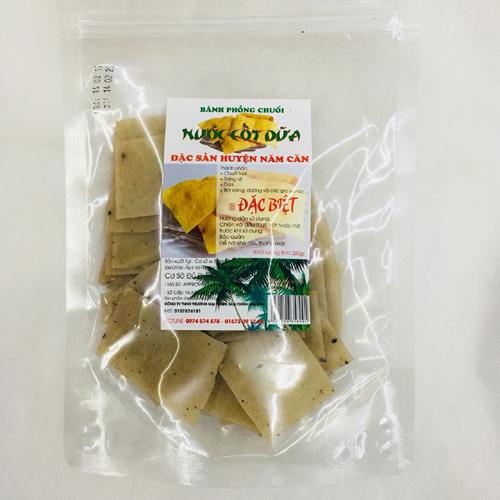 Bánh phồng tôm nước cốt dừa Chính Nguyễn 200g