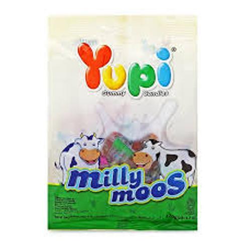 Kẹo dẻo Yupi Milly Moon 120g