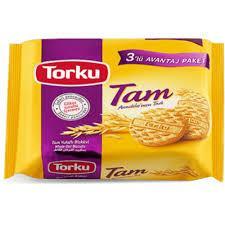 Bánh quy Tam yến mạch Torku 375g