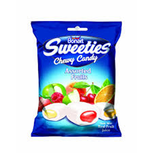 Kẹo mềm trái cây Bonart Sweeties 198g