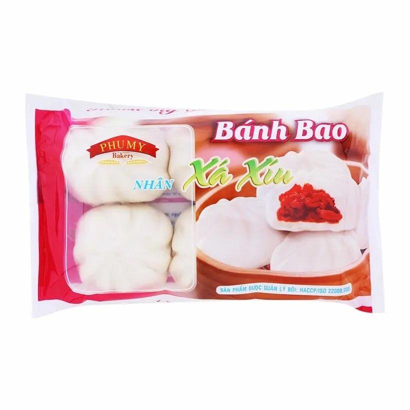 Bánh bao Phú Mỹ nhân Xá xíu 300g