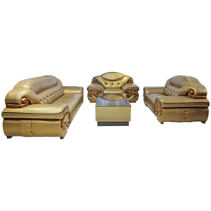 Sofa da mã 731-112