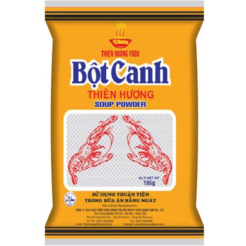 Bột canh Soup rong biển & I-ốt Thiên Hương 200g
