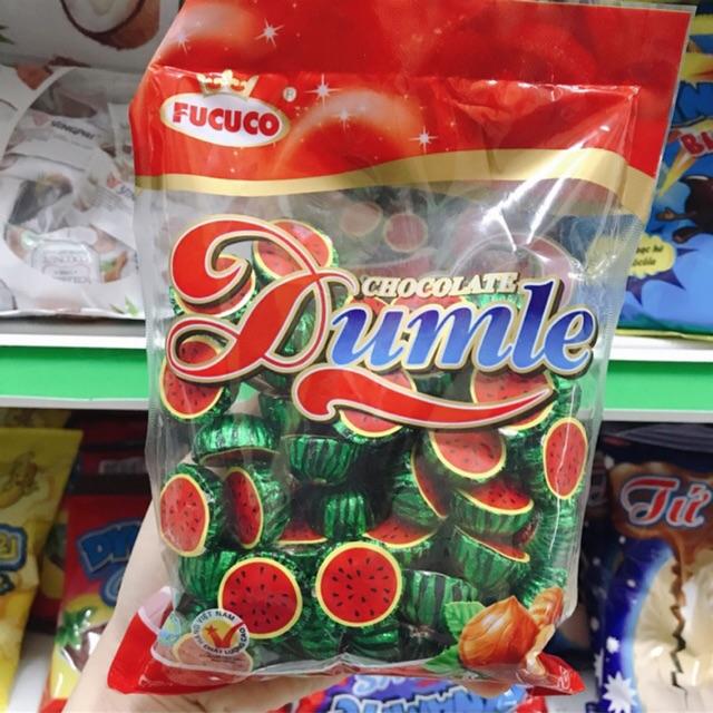 Kẹo Chocolate hình dưa 300g