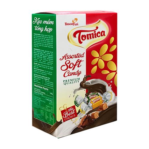 Kẹo mềm tổng hợp 250g (LG)