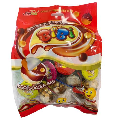 Kẹo socola BiBi Việt thái 350g
