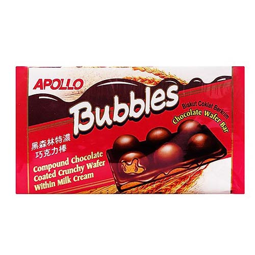 Bánh Apollo Bubbles 640g