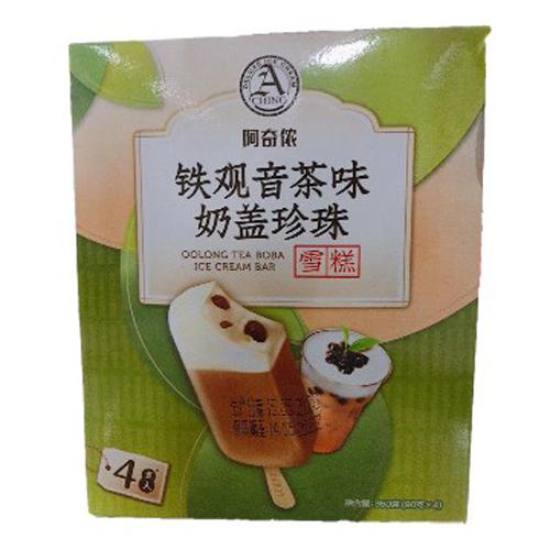 Kem que vị trà ô long Đài Loan hộp 4 que