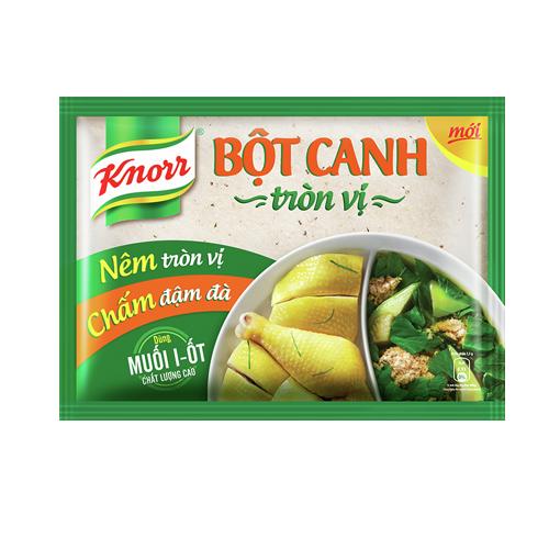 Bột canh Knorr tròn vị 190g