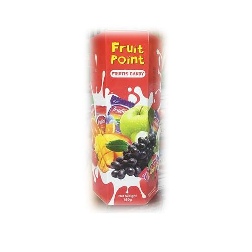 Kẹo trái cây Fruit Point 180g