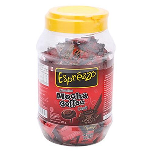 Kẹo cà phê Esprezzo nhân mocha 450g