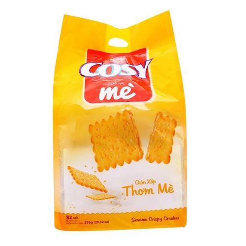 Bánh Cosy mè 576g