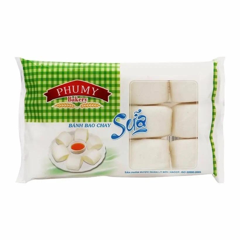 Bánh bao Phú Mỹ Chay sữa 200g