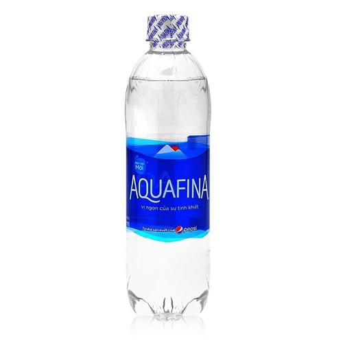 Nước lọc Aquafina chai 500ml