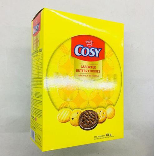 Bánh quy Cosy Socola HG 378g