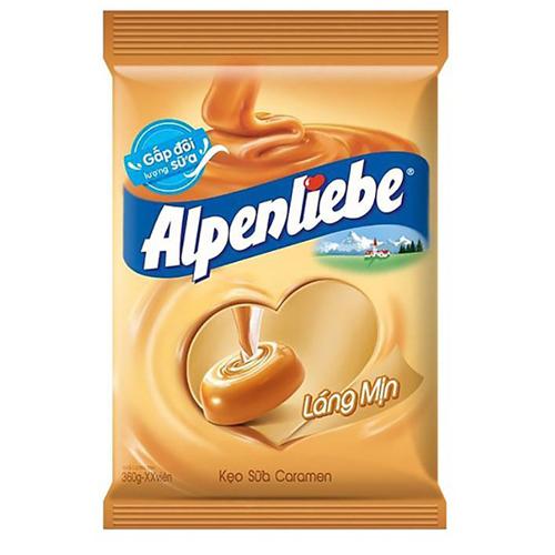Kẹo Alpenliebe caramen 330g