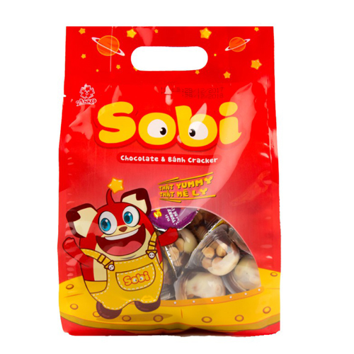 Bánh Sobi Chocolate 850g