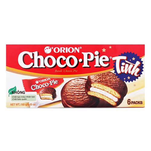 Bánh Choco-Pie 180g