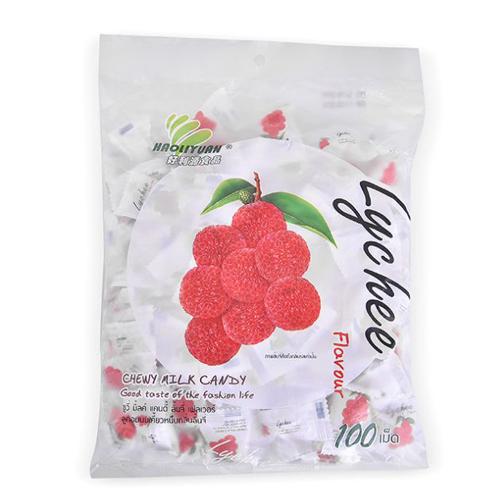 Kẹo sữa mêm Malai vị vải thiều 67g