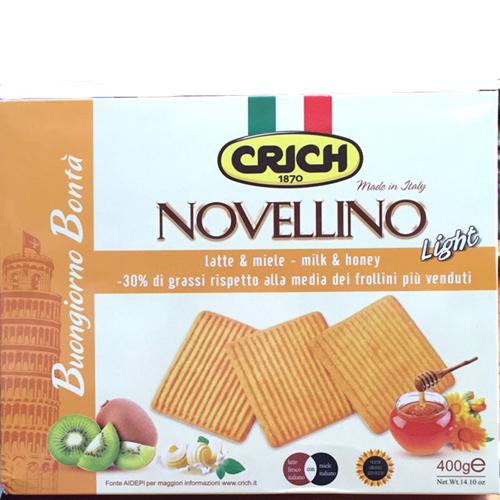 Bánh quy Crich Novellino 400g