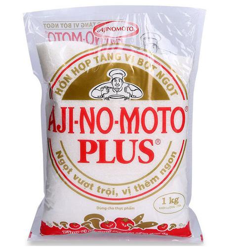 Bột ngọt Aji-no-moto PLUS 1kg