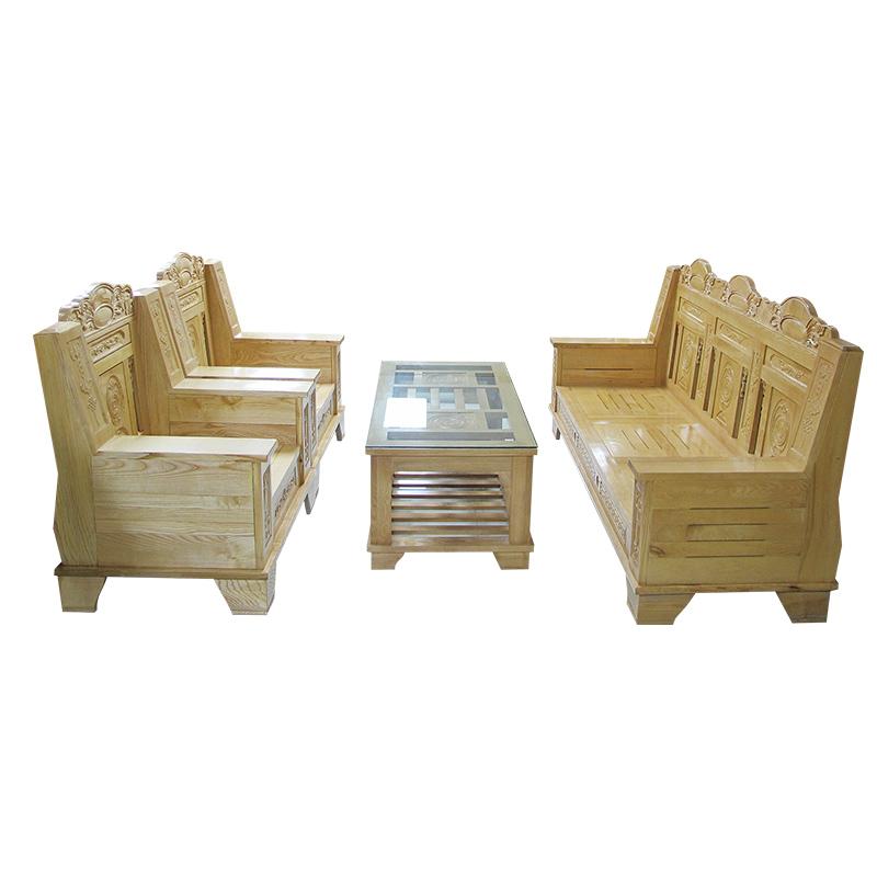 Bộ Salon gỗ Sồi AK-NY