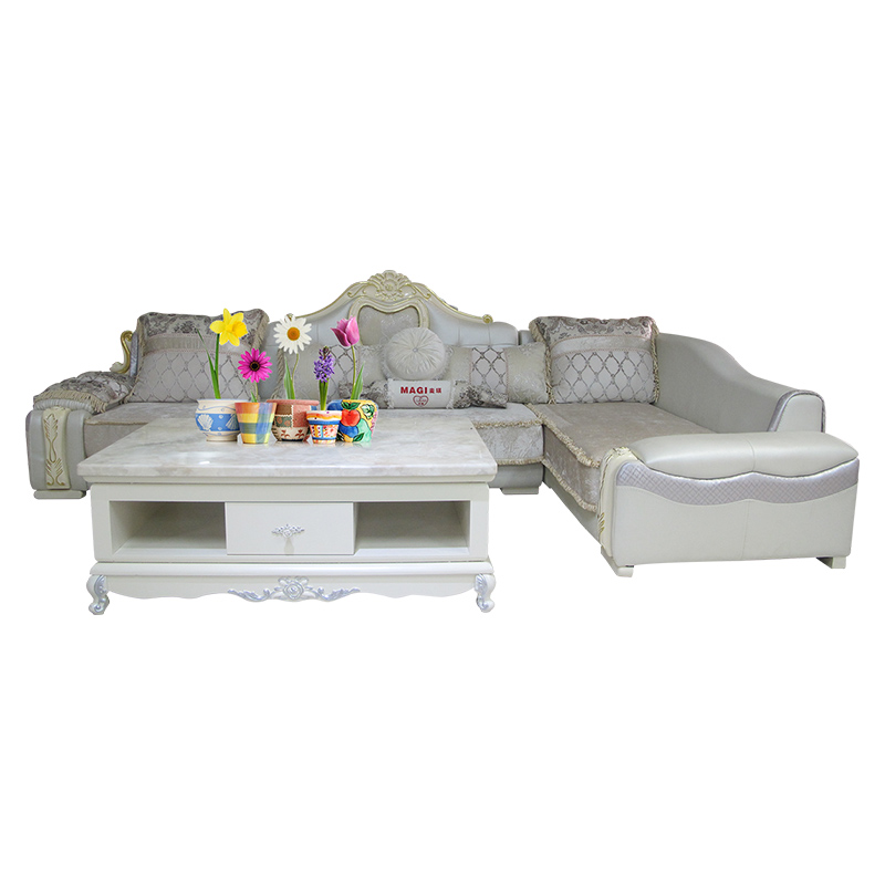 Sofa Nỉ Da AT1381