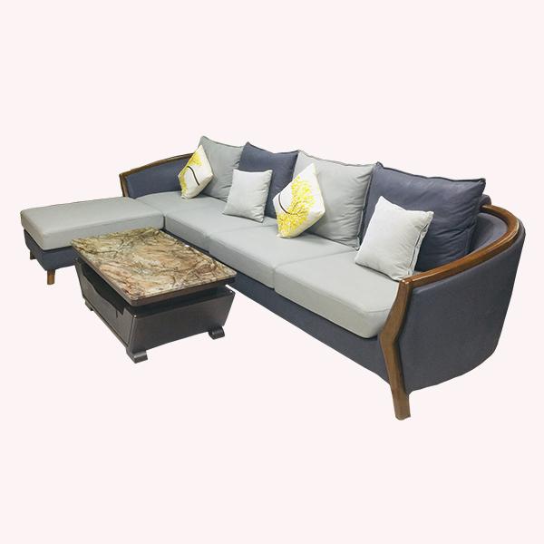 Sofa nỉ AT9256