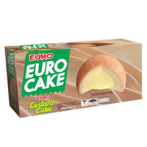 Bánh trứng Euro Cake 204g