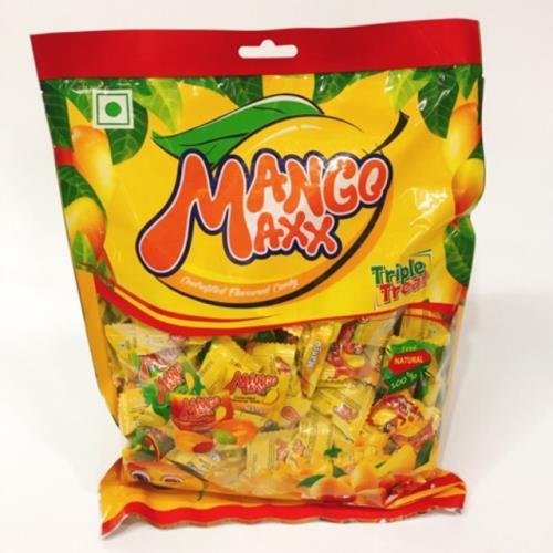 Kẹo Mango Maxx vị xoài 500g
