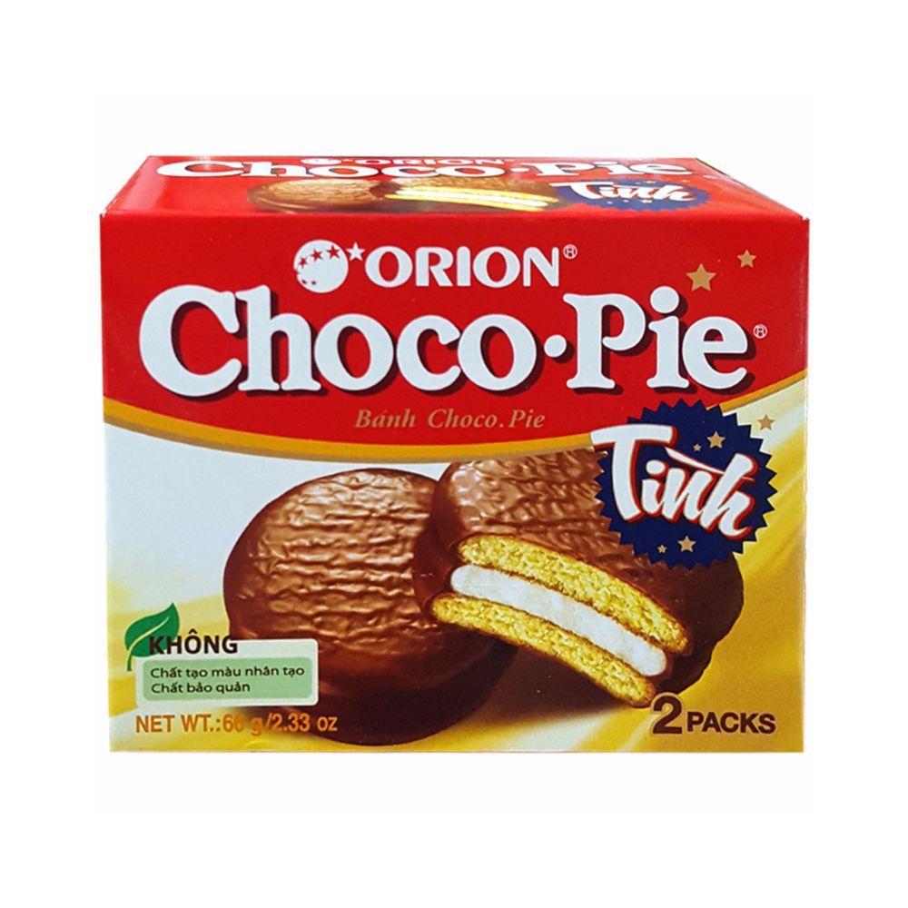 Bánh Choco-Pie Hộp 60g/2Ps
