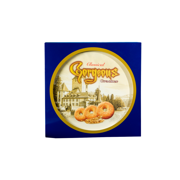 Bánh Cookies Gorgeous hộp thiếc 315g