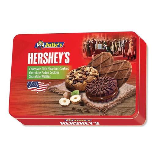 Bánh quy Hershey's Socola chips Bỉ 392g