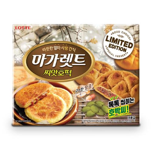 Bánh nướng nhân thập cẩm Lotte 264g