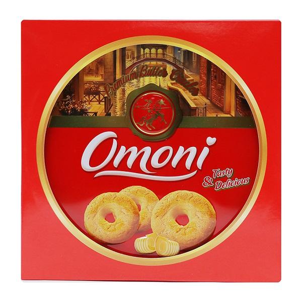 Bánh Omoni hộp thiếc 363g