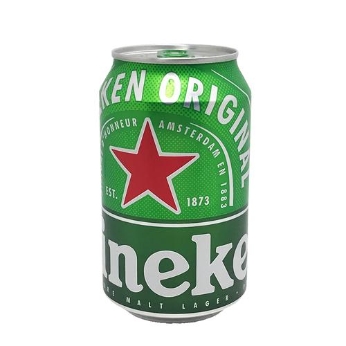 Bia lon Heineken 330ml