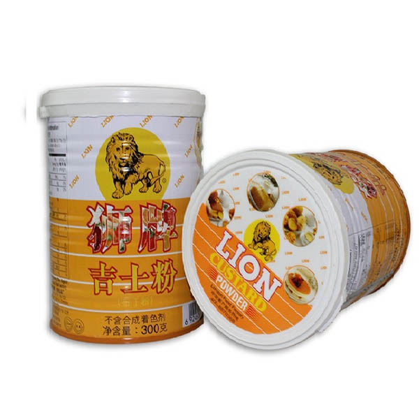 Bột Lion Custard Hong Kong 300g