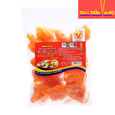 Cá Hồng fille tẩm gia vị 500g/ gói