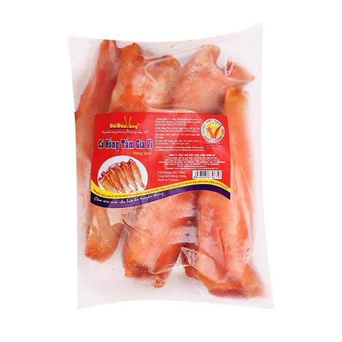 Cá Hồng tẩm gia vị 1000g/ gói