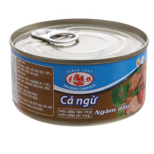 Cá ngừ ngâm dầu 175gr