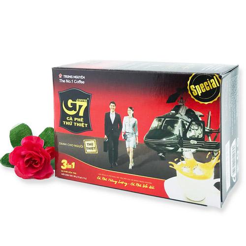 Cafe G7 3in1 18 gói*16g