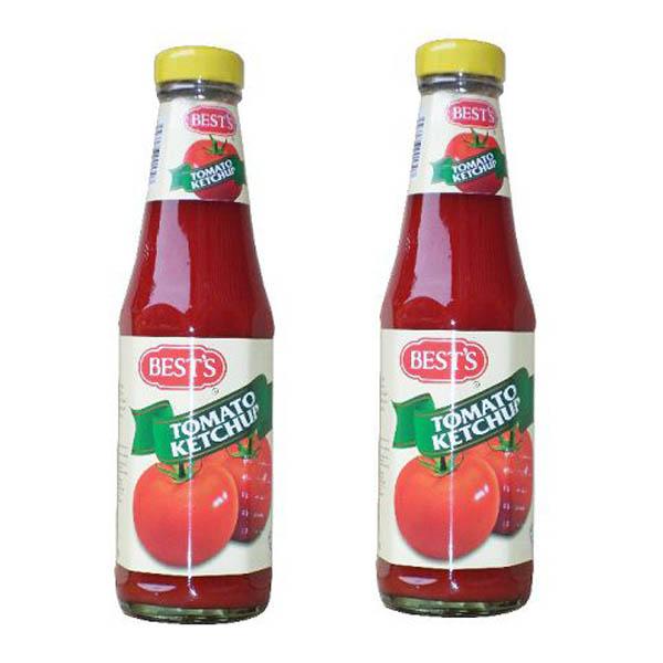 Sốt cà chua Best's 330g